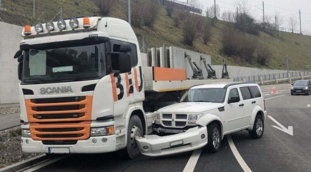 Unfall Neuhausen Heute